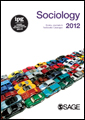 Sociology Catalogue 2012