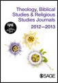 Theology, Biblical Studies & Religious Studies Journals Catalogue 2012
