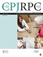 Canadian Pharmacists Journal / Revue des Pharmaciens du Canada
