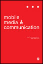 Mobile Media & Communication