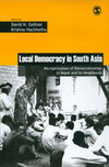 Local Democracy in South Asia