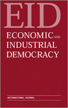 Economic and Industrial Democracy