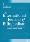 International Journal of Bilingualism