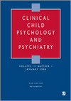 Clinical Child Psychology and Psychiatry