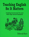 Teaching English So It Matters