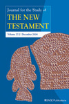 Journal for the Study of the New Testament