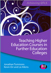 Teaching Higher Education Courses in FE Colleges