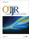 OTJR: Occupation, Participation and Health
