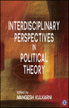 Interdisciplinary Perspectives in Political Theory