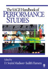 The SAGE Handbook of Performance Studies