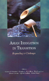 Asian Irrigation in Transition