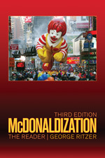 review the mcdonaldization thesis Mcdonaldization thesis in cultural version is a comparatively recent idea of the worldwide homogenization of cultures participation , and review.