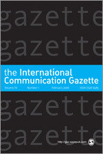 International Communication Gazette